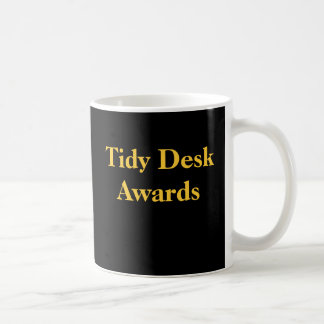 Le bureau rangé de blague de bureau drôle mug