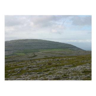 Le Burren2 Carte Postale