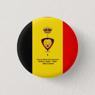 Le Button small le tic de Rio CWVN Badge Rond 2,50 Cm