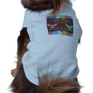 Le cabot snob conçoit le T-shirt de chien de XS