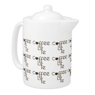 Le café est la vie