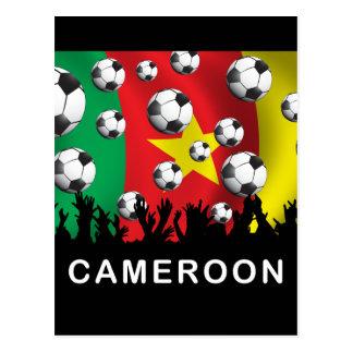 Le Cameroun Carte Postale