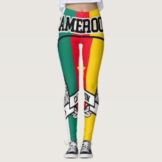 Le Cameroun Leggings