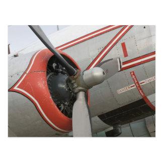 Le Canada, Alberta, Edmonton : Aviation d'Alberta Carte Postale