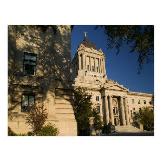 Le Canada, Manitoba, Winnipeg : Manitoba Carte Postale