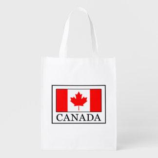 Le Canada Sac D'épicerie