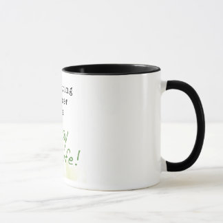 Le Cancer survivant est un mode de vie : PLUS FORT Mug