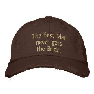 Le casquette de baseball du meilleur homme drôle