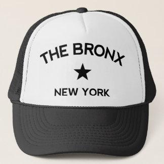 Le casquette de camionneur de Bronx New York
