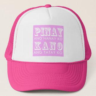 Le casquette des femmes de Pinoy-Kano
