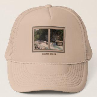 Le casquette des hommes d'Alaska de crique