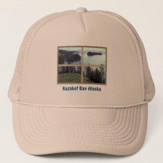 Le casquette des hommes de l'Alaska de baie de
