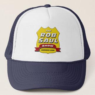 Le casquette d'exposition de Rob Saul
