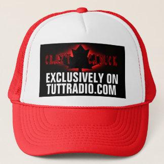 Le casquette du Canadien fou par radio de Tutt