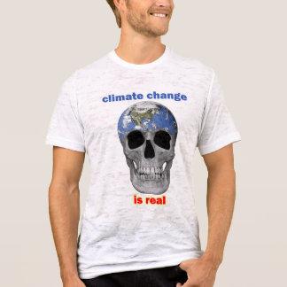 Le changement climatique est le T-shirt des vrais