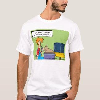 Le chat de Schrodinger. Le T-shirt