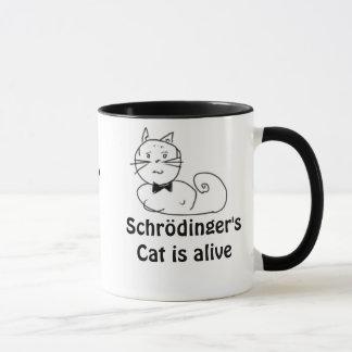Le chat de Schrödinger Mug