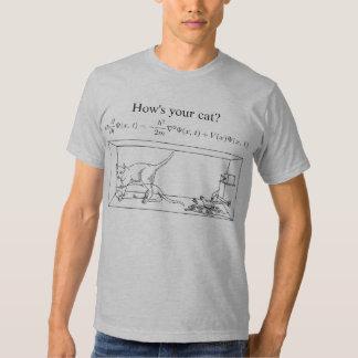 Le chat de Schrödinger Tee-shirt