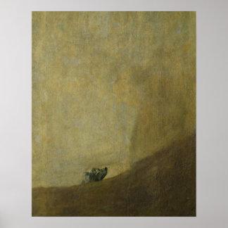 Le chien, 1820-23