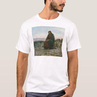 Le Christ dans le désert par Ivan Nikolaevich T-shirt