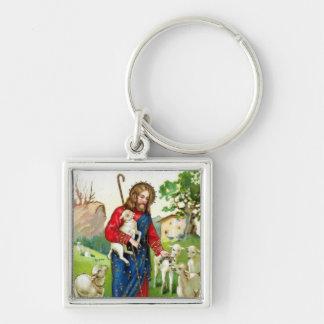 Le Christ le berger Porte-clés