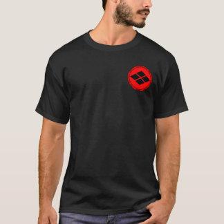 Le clan de Takeda scellent la chemise T-shirt