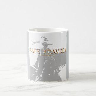 Le COFFRE-FORT VOYAGE tasse de sorcière et de café