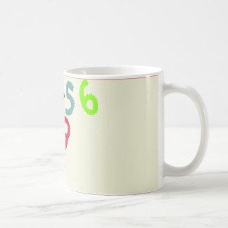 """Le """"compte numérote"""" la tasse de café"""
