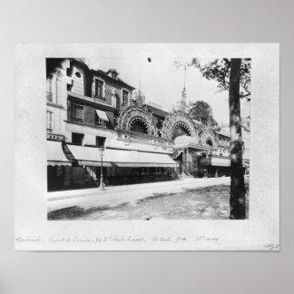 Le concert de Trianon à Paris