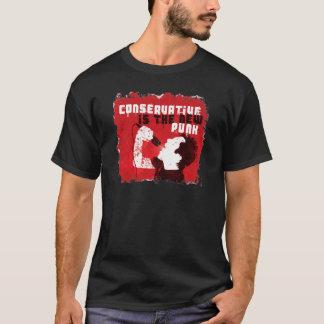 Le conservateur est le nouveau punk t-shirt