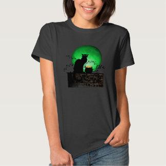 Le conversation de St Patrick Noir Tee Shirts