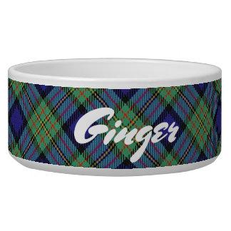 Le cool choie le tartan écossais de MacLaren de Écuelle