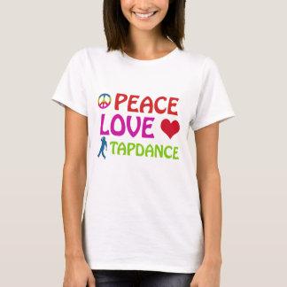 Le cool Tapdance des conceptions T-shirt