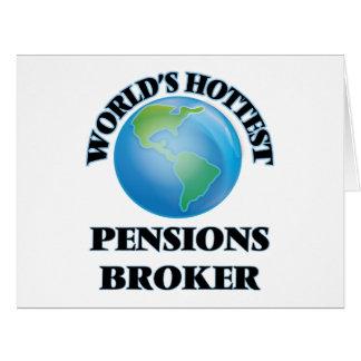 Le courtier des pensions le plus chaud du monde carte