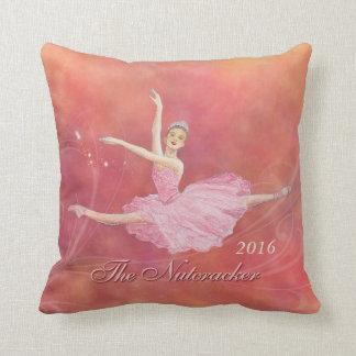 Le coussin de souvenir de ballet de casse-noix