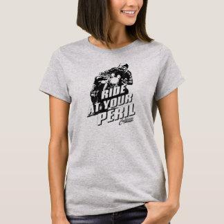 """Le cru de coureur de café de """"péril"""" a dénommé le t-shirt"""