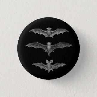 Le cru manie la batte le Pin punk de bouton Badge Rond 2,50 Cm