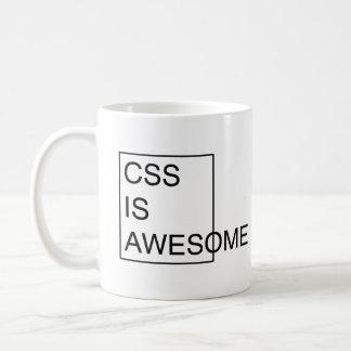 Le CSS EST tasse IMPRESSIONNANTE