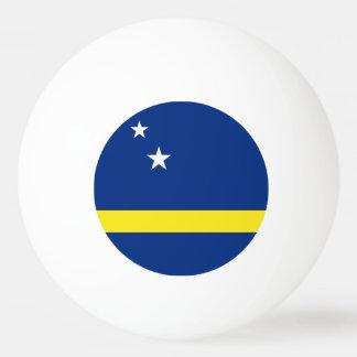 Le Curaçao diminuent Balle De Ping Pong