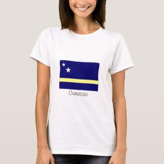 Le Curaçao marquent le T-shirt