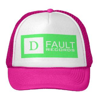 Le D-Défaut enregistre le casquette au néon de