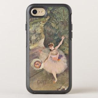 Le danseur d'Edgar Degas   prend un arc Coque Otterbox Symmetry Pour iPhone 7