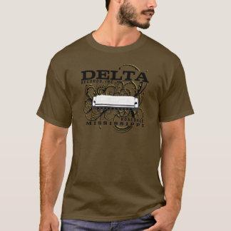 Le delta enregistre l'inc. t-shirt
