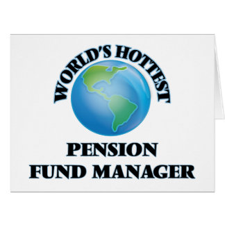 Le directeur le plus chaud de fonds de pension du cartes