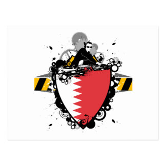Le DJ Bahrain Carte Postale
