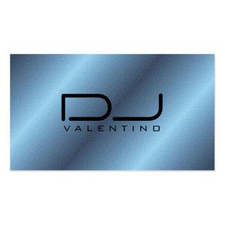 Le DJ - Cartes de visite Cartes De Visite Professionnelles