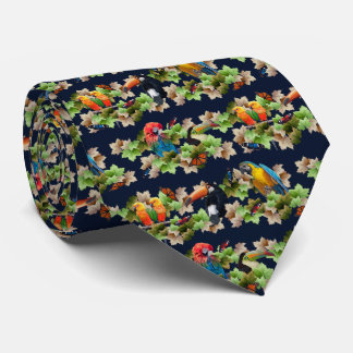 Le double tropical de cravate a dégrossi copie (la