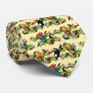 Le double tropical de cravate a dégrossi copie (le