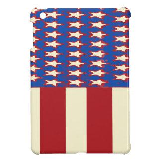 le drapeau 2017 célèbrent 4 juillet coque iPad mini