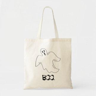 Le fantôme éffrayant de Halloween huent le sac